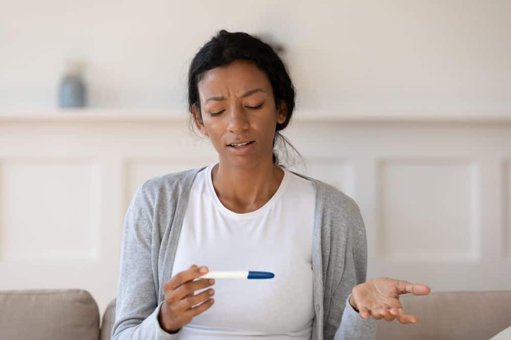 A Missed Period - Pregnancy Test Says Negative - Why